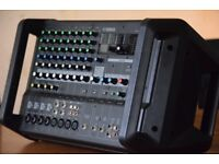 Yamaha EMX5 Powered Analog Mixer PA system (mint condition)