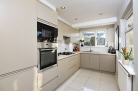 Two double bedroom, two reception semi detached house for rent in Shortlands.