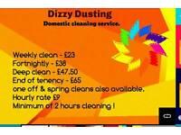 Dizzy dusters