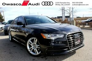 2014 Audi A6 Progressiv S-line w/ Land of quattro Package