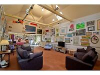 I am delighted to offer this 120 square metre floor area converted barn set in peaceful grounds.