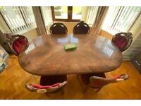 6ft long dining table