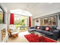 A fantastic three bedroom house to rent with large private garden, Lambeth Road