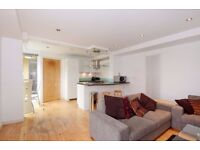 A bright & spacious two double bedroom, two bathroom modern apartment to rent, Leathermarket Street