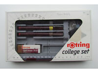Rotring Isograph College Set (very clean and good condition)