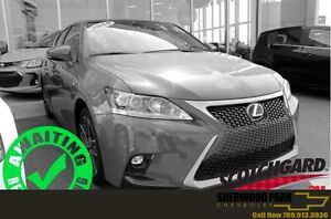 2015 Lexus CT 200h F-Sport| Sun| Nav| Heat Leath| Smrt Access/St