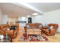 Modern two double bedroom garden flat with separate studio, Eardley Road, SW16 £1500 pcm