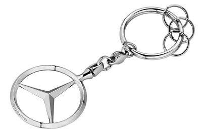 original Mercedes Benz Stern Schlüssel Anhänger Schluessel Anhaenger