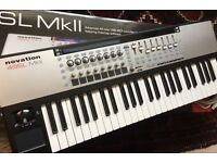 Novation 49SL Mk2 Controller Keyboard