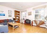 Chalford Road - A spacious three double bedroom Victorian maisonette with own front door.
