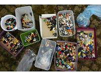 Lego figures - collectables and star wars for sale at Gloucester carboot this Sunday