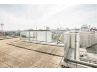 LUXURY 2BED 2BATH PENTHOUSE OVER 3 FLOORS IN HAGGERSTON**PRIVATE ROOF TERRACE**360 CITY VIEWS**