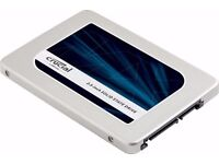 SSD Crucial MX300 525GB SATA 2.5 Inch Internal Solid State Drive with 9.5 mm Adapter