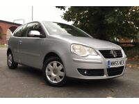 *** GREAT CAR *** 2005 VW POLO 1.2 S, MANUAL, 12 MONTH MOT, FSH, IMMACULATE CONDITION, READY TO GO