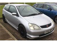 Civic Type R (EP3) 86,000 miles, History