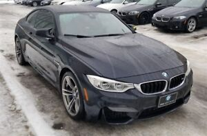 2016 BMW M4 PREMIUM, EXECUTIVE, TECH PKG