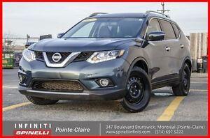 2014 Nissan Rogue SL GPS LEATHER LOW KM