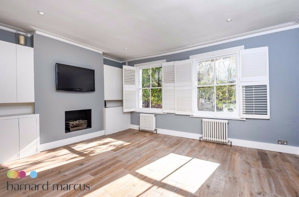 Gorgeous 2 bedroom split level luxury flat in Battersea