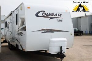 2009 Cougar 29RLS TRAVEL TRAILER TONS OF STORAGE