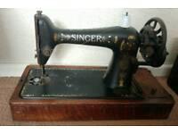 Singer 1914 Sewing machine