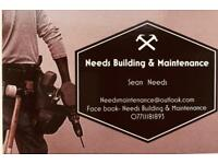 General Builder/Handyman Services