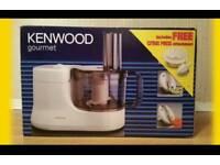 ( NEW ) Kenwood FP110 series Food Processor