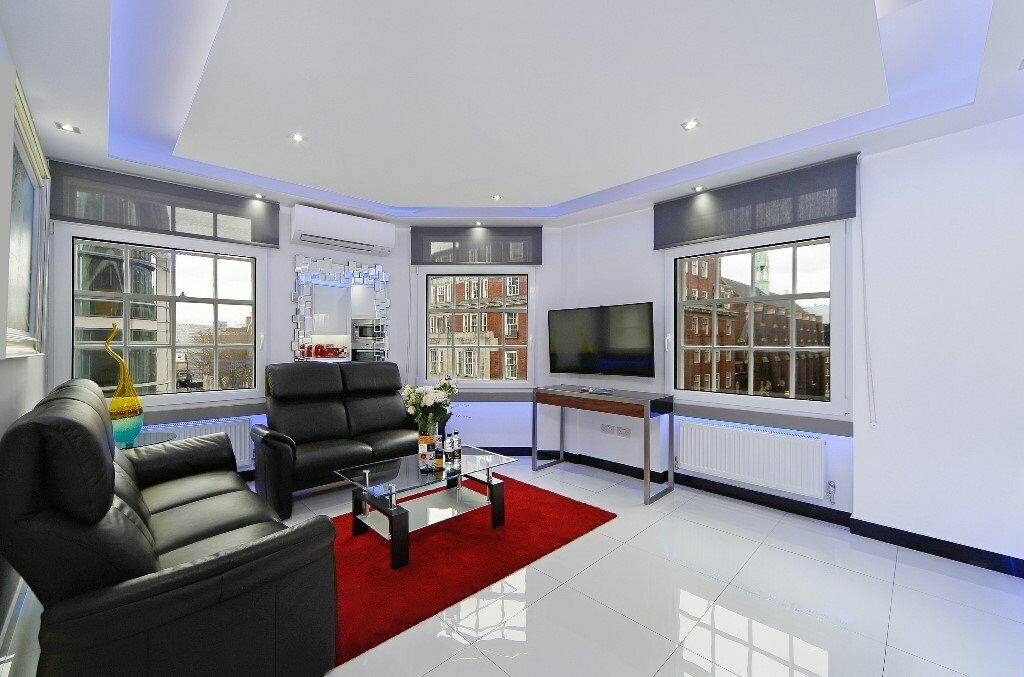 Beautiful 4 Bed Apartment Available Now West End London