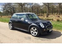 Mini Cooper S (Black & White)