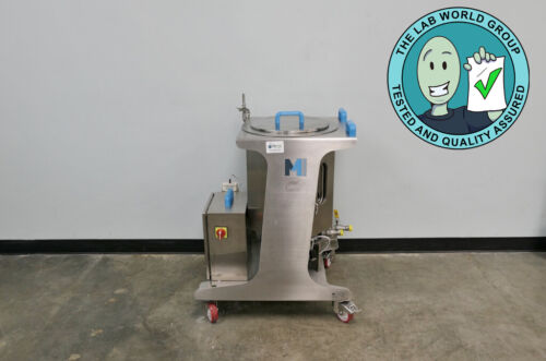 Millipore Mobius 50 Jacketed Carrier with Motor Mixing System with Warranty