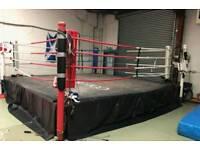 16ft boxing ring