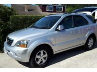 2007 KIA SORENTO. 2.5LTR AUTOMATIC, EXCELLENT CONDITION FOR ITS AGE