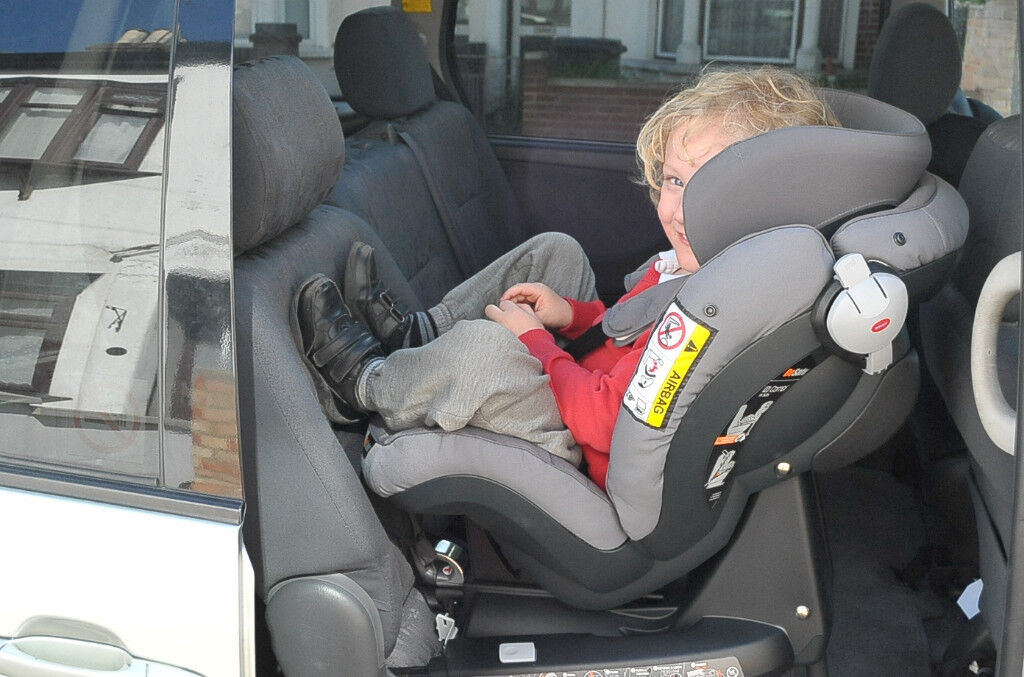 BeSafe IZi Combi X4 Extended Rear Facing Combination Car Seat 0 18kg