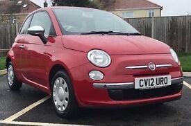 Fiat 500 Pop 1.2 petrol
