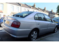 2001 HONDA ACCORD VTEC 2.0i SE EXECUTIVE AUTO SILVER 2.0L - SE London / Kent