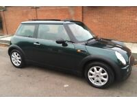 AUTOMATIC MINI ONE VERY LOW MILEAGE PANORAMIC ELECTRIC SUNROOF ONE FORMER OWNER AUTO MINI ONE