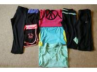 Ladies gym bundle size 14