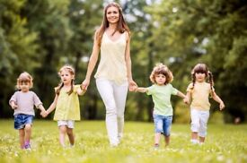 Full Time Playful and Reliable Live Out Nanny needed for a West, London family