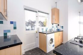 Three bedroom flat within a terraced house to rent