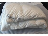 Double Bed - Duck Down Mattress Topper - Mint Condition!