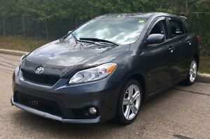 2011 Toyota Matrix UPGRADED WITH THE S PACKAGE