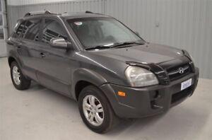 2007 Hyundai Tucson GL VIVA GL w/ViVa Pkg
