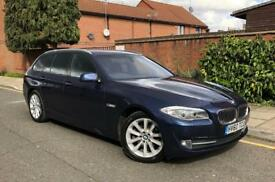 BMW 5 SERIES 520 SE TOURING DIESEL MANUAL FULL LEATHER 2010