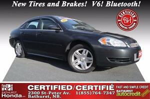 2013 Chevrolet Impala LT Certified! New Tires and Brakes!  V6! B