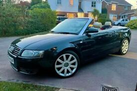 image for Audi A4 Convertible - soft top CC like Bmw 3 series, TT RS . Great summer fun! MUST SEE CAR!