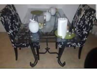 Table+4 chairs