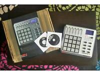AKAI MPD 24 drum pad midi controller mpd24