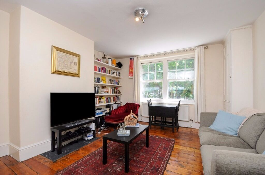 Spacious two bedroom apartment to rent - Cloudesley Place
