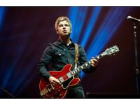 Noel Gallagher (Glasgow) Standing