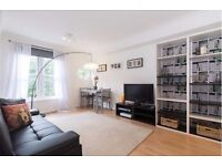 Spacious 1 bedroom flat, in Hackney Wick, short walk from station, furnished