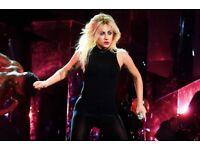 **Lady Gaga MANCHESTER 6th Feb*